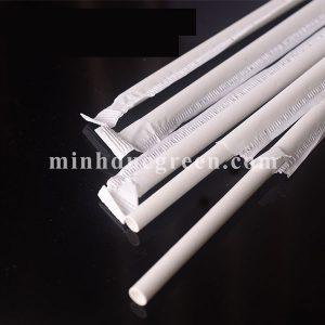 ống hút giấy bọc màng