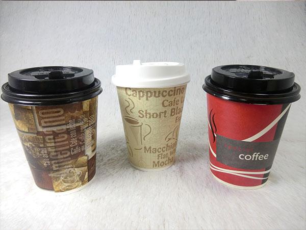 cốc giấy cà phê