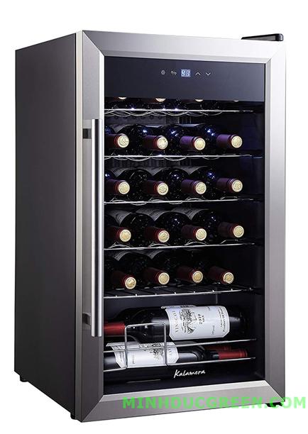 Wine cooler – Máy ướp lạnh rượu vang