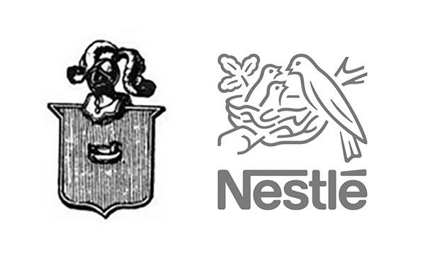 Ý nghĩa logo Nestle