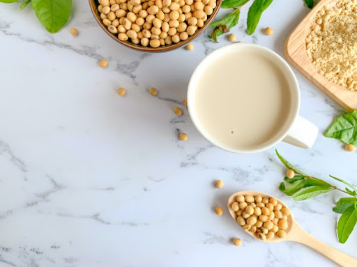 Cách làm sữa đậu nành tốt cho sức khỏe đẹp da