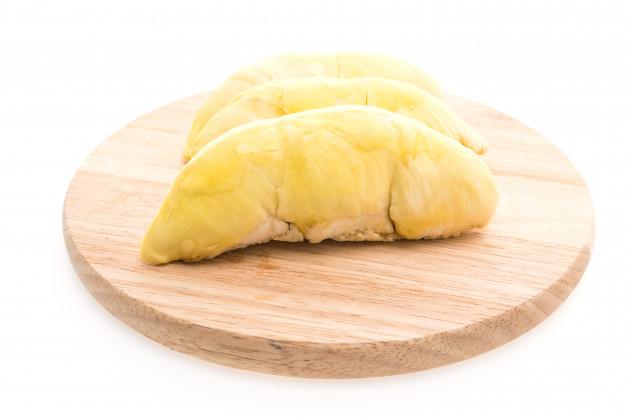 Cách làm kem sầu riêng